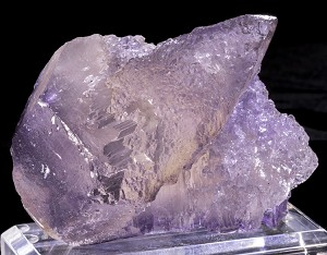 Phenomenal Etched Fluorite