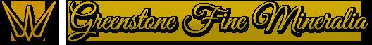 Greenstone Fine Mineralia Banner