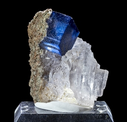 Perfect Blue Halite Combo