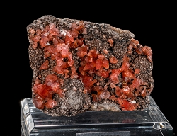Rhodochrosite from Peru
