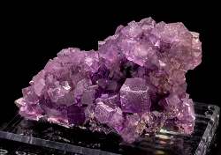 Large Purple Fluorite