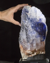 Huge Blue Halite