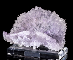 Large Amethyst Flower
