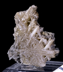 Large Reticulated Cerussite