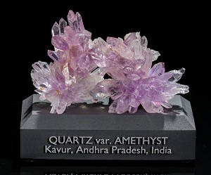 Amethyst Flower from India